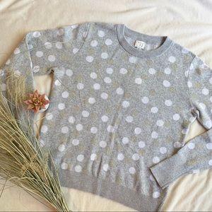 A New Day • Polka Dot Sweater